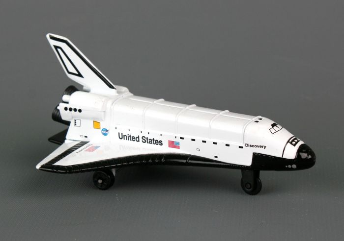 "Space Shuttle (Approx. 5"") by Runway 24 item number: RW825"