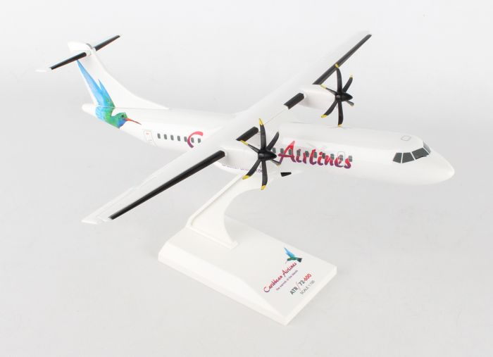 Caribbean Airlines ATR-42-600 (1:100) by SkyMarks Airliners Models item number: SKR932