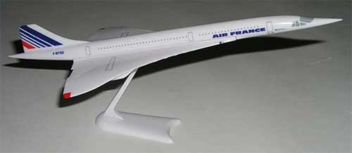 Air France Concorde (1:250), SkyMarks Airliners Models Item Number SKR107