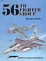 56th Fighter Group, Squadron Signal Publications Item Number SS6172