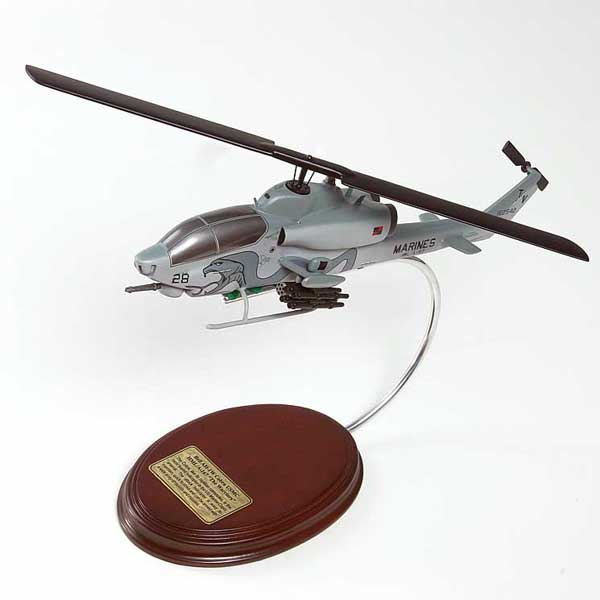 AH-1W Cobra (1:44), Executive Series Display Models Item Number AM07033