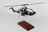AH-1W US Navy Super Cobra (1:32) by Executive Series Display Models Item Number: C5332