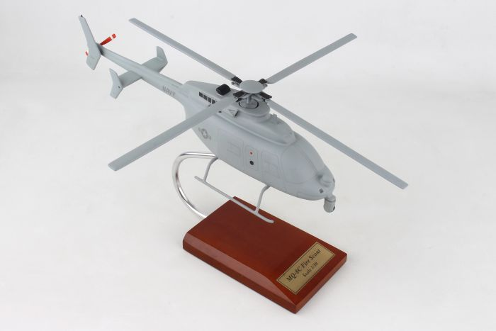 MQ-8C Fire Scout Helicopter Drone (1:30), Executive Series by Daron, Item Number C7424H8C