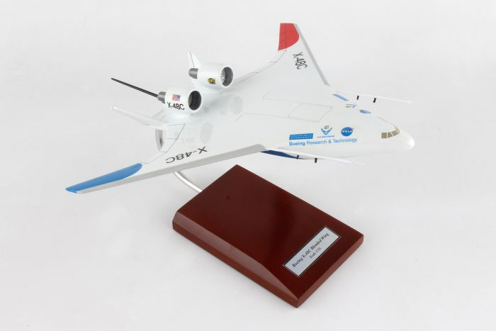Boeing X-48C (1:16), Executive Series Display Models, Item Number E90616