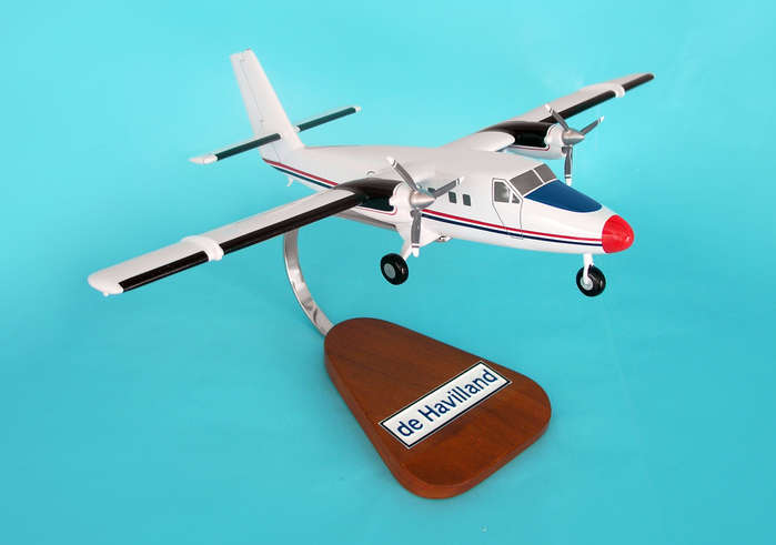 Dehavilland Twin Otter (1:40), Executive Series Display Models Item Number H9044