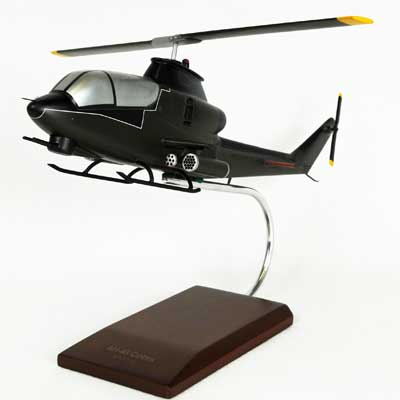 AH-1G Cobra (1:32), TMC Pacific Desktop Airplane Models Item Number HCT