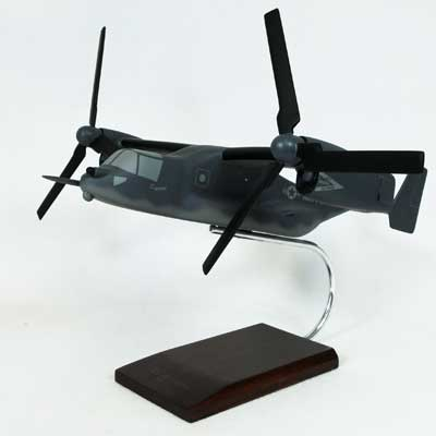 CV-22 Osprey (1:48), TMC Pacific Desktop Airplane Models Item Number HCV22TR
