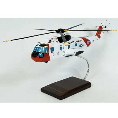 HH-3F Pelican (1:48), TMC Pacific Desktop Airplane Models Item Number HH3FPT