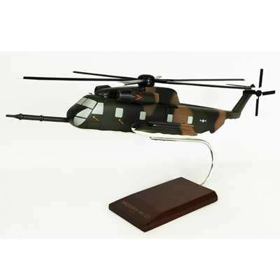 HH-53D Jolly Green Giant (1:48), TMC Pacific Desktop Airplane Models Item Number HH53DT