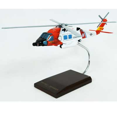 HH-60J Jayhawk (1:48), TMC Pacific Desktop Airplane Models Item Number HH60JTR