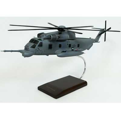 MH-53J PaveLow (1:48), TMC Pacific Desktop Airplane Models Item Number HMH53JT