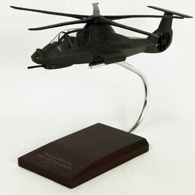 RAH-66 Commanche (1:48), TMC Pacific Desktop Airplane Models Item Number HR66TR