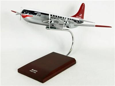 B-377 Stratocruiser Northwest (1:100), TMC Pacific Desktop Airplane Models Item Number KB377NWT
