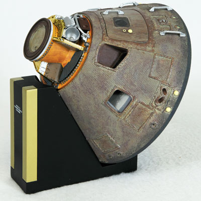 Apollo Capsule (1:25 Scale), Executive Series Display Models Item Number MN11064