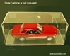 1/18 Scale Diecast Model Car Acrylic Display Cases, lindberg Item Number PP355C