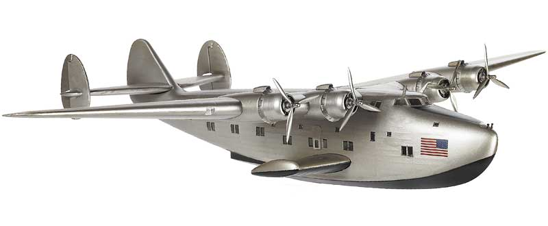 "Dixie Clipper (31.5"" Wingspan), Authentic Models Item Number AP451"
