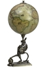 Griffon Globe, Authentic Models Item Number GL053