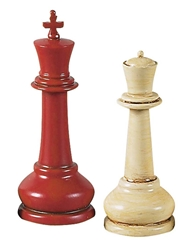 Masters Staunton Chess Set, Authentic Models Item Number GR027