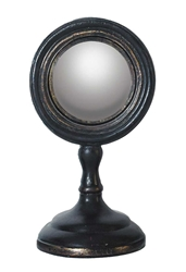 Classic eye table mirror S, Authentic Models Item Number HA002