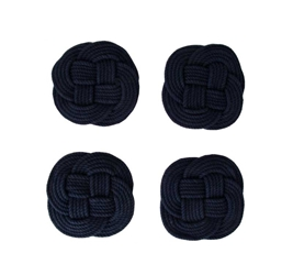 Coaster s/4 (Cotton Rope), Authentic Models Item Number HD004