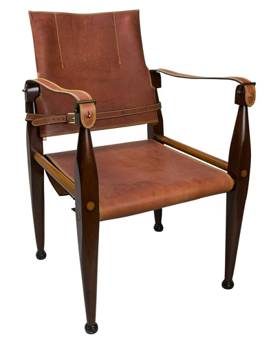 Gaucho Field Chair, Authentic Models Item Number MF131