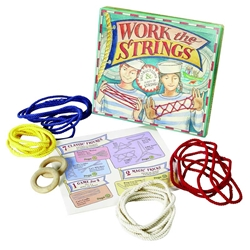 Work the Strings, Authentic Models Item Number MS063