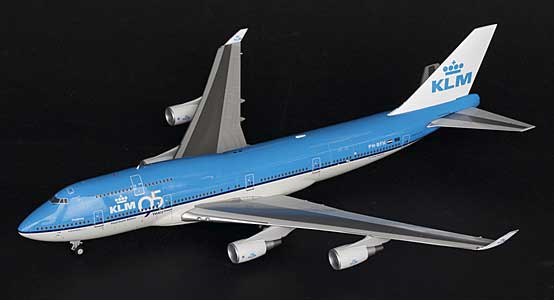 "KLM B747-400 ""95"" PH-BFH (1:200) - Special Clearance Pricing, JC Wings Diecast Airliners, XX2348"