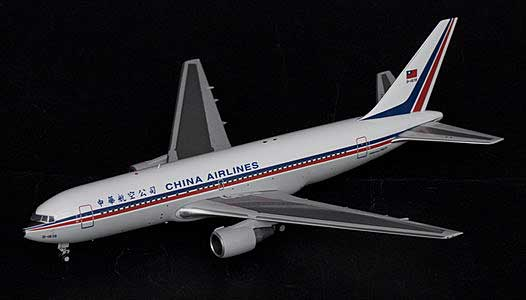 China Airlines B767-200 B-1838 (1:200) - Special Clearance Pricing, JC Wings Diecast Airliners, XX2745