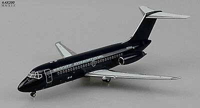 Braniff DC-9-10 N931EA (1:200) - Special Clearance Pricing, JC Wings Diecast Airliners, XX2833