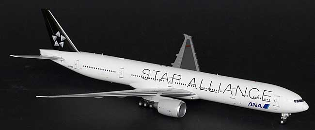 "ANA ""Star Alliance"" B777-300ER JA731A (1:200) - Special Clearance Pricing, JC Wings Diecast Airliners, XX2967"