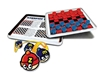 Checkers Magnetic Travel Game, Travel Games Item Number MZ660023