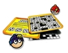 Crossword Magnetic Travel Game, Travel Games Item Number MZ660092