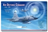 F-106 Air Defense Command Vintage Metal Sign, 24 By 16 by Vintage Sign Company item number: JV001