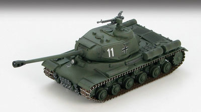 "JS-2 Heavy Tank Red Army, ""Prey Tank,"" WWII (1:72), Hobby Master Diecast Military Armor Item Number HG7007"