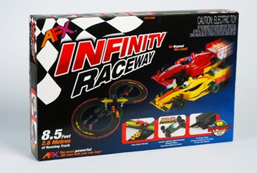 Infinity Mg & Tpp Race Set Tp, AFX Slot Car Racing Item Number AFX21016