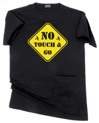 No Touch & Go Night Shirt, Born Aviation Aviation Gifts Item Number TG-NS