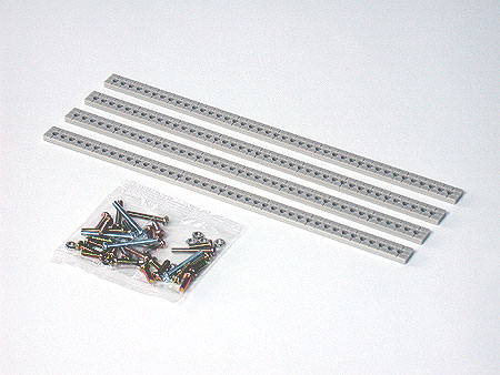 Long Universal Arm Set, Tamiya Plastics Item Number TAM70156
