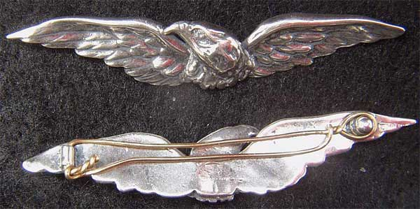 Spanish American War Patriotic or Sweetheart pin., Weingarten Gallery Item Number P-2183