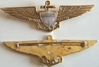 Coast Guard Pilot Wing 1922 Stlering w Gold