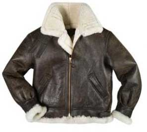 "The Original ""Cockpit Bomber B-3"" Jacket (LONG) Size 60 - Clearance Item, Cockpit/Avirex Leather Jackets Item Number Z2102L-60"