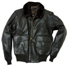 US Navy Issue Mil Spec Type G-1 Jacket Size 48, Brown - Clearance Item, Cockpit/Avirex Leather Jackets Item Number Z2108-48