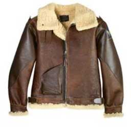 1941 Reproduction B-3 Jacket, Cockpit/Avirex Leather Jackets Item Number Z213374