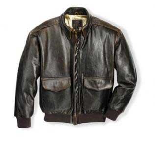 230748231e6 Antique Lamb A-2 Jacket Long (USA)