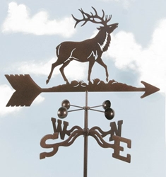 Elk Weathervane, EZ Vane Weather Vanes Item Number EZVElk