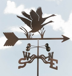 Geese Bird Weathervane, EZ Vane Weather Vanes Item Number EZVGeese
