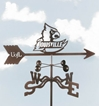 Louisville Cardinals Logo Weathervane, EZ Vane Weather Vanes Item Number EZVLouisville