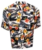 Black Hibiscus Hawaiian Aloha Shirt - Close out, only 2XL remaining