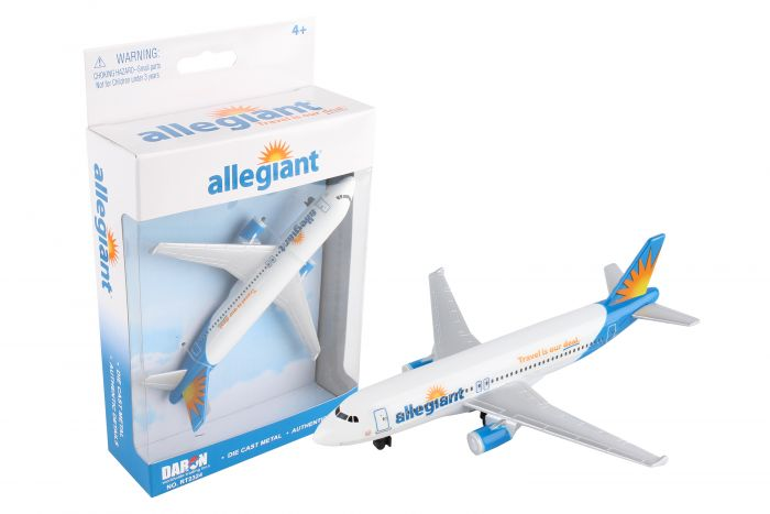 "Allegiant Airlines Airliner (5"") by Realtoy Diecast Toys item number: RT2324"