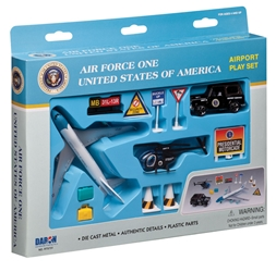Air Force One Playset, Realtoy Diecast Toys Item Number RT5731