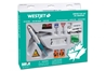Westjet Airport Play Set New Livery by Realtoy Diecast Toys item number: RT7371-1